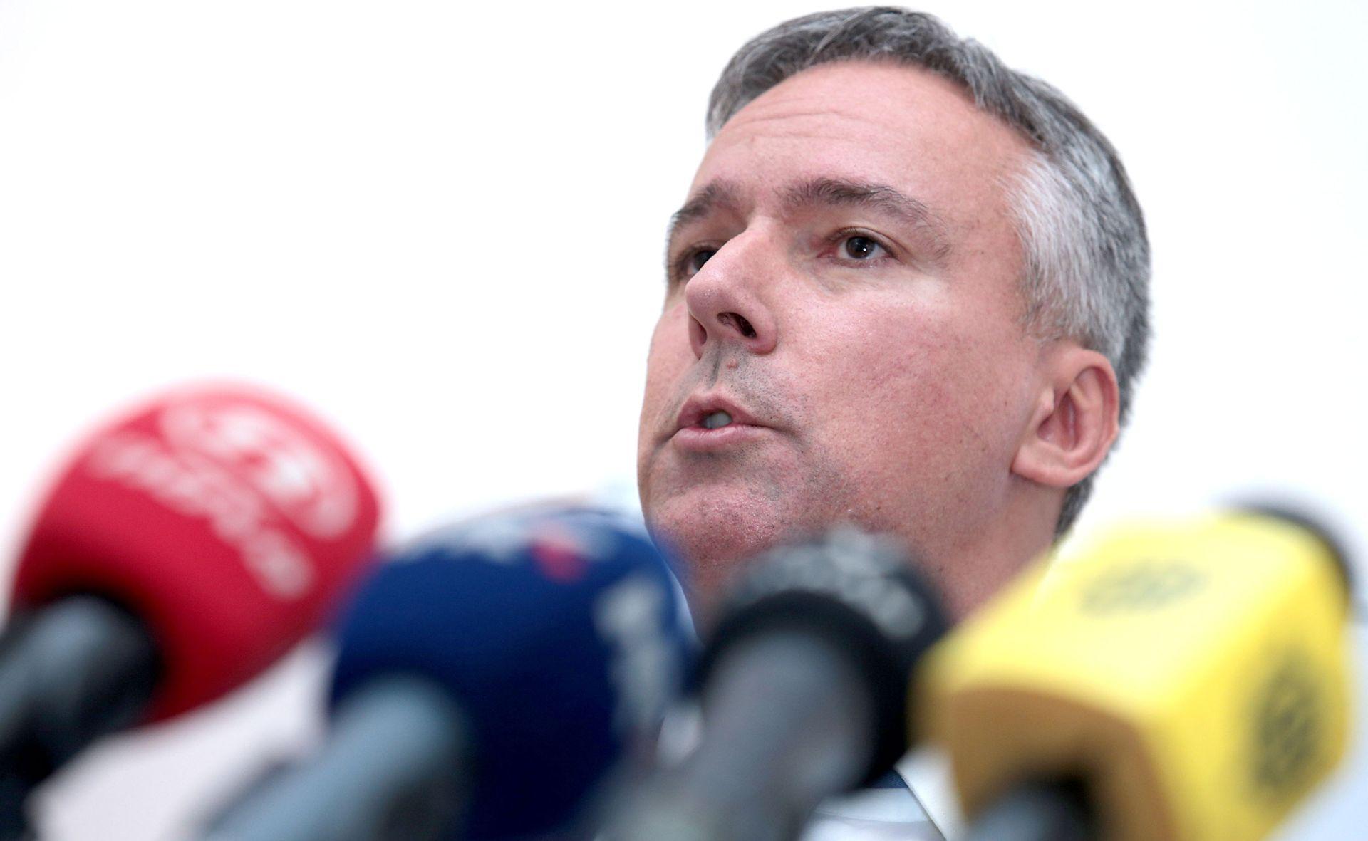 """Kosor uvjeren da će Budimir biti HSLS-ov ministar """"u drugoj turi"""""""