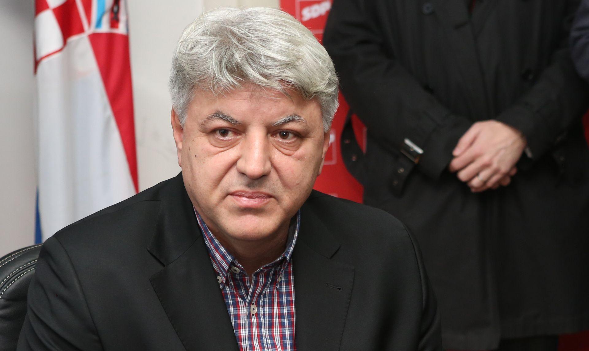 Komadina: Vlada se ne bavi realnim problemima građana; SDP mora biti spreman na prijevremene izbore