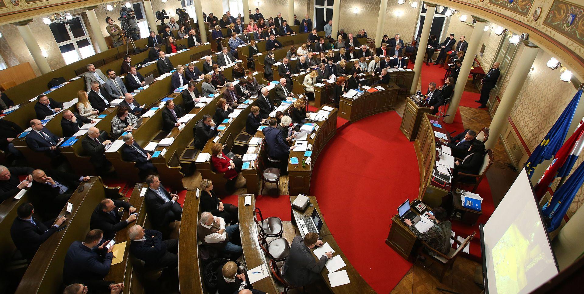 Zagrebačka Gradska skupština prihvatila točke o otpadu