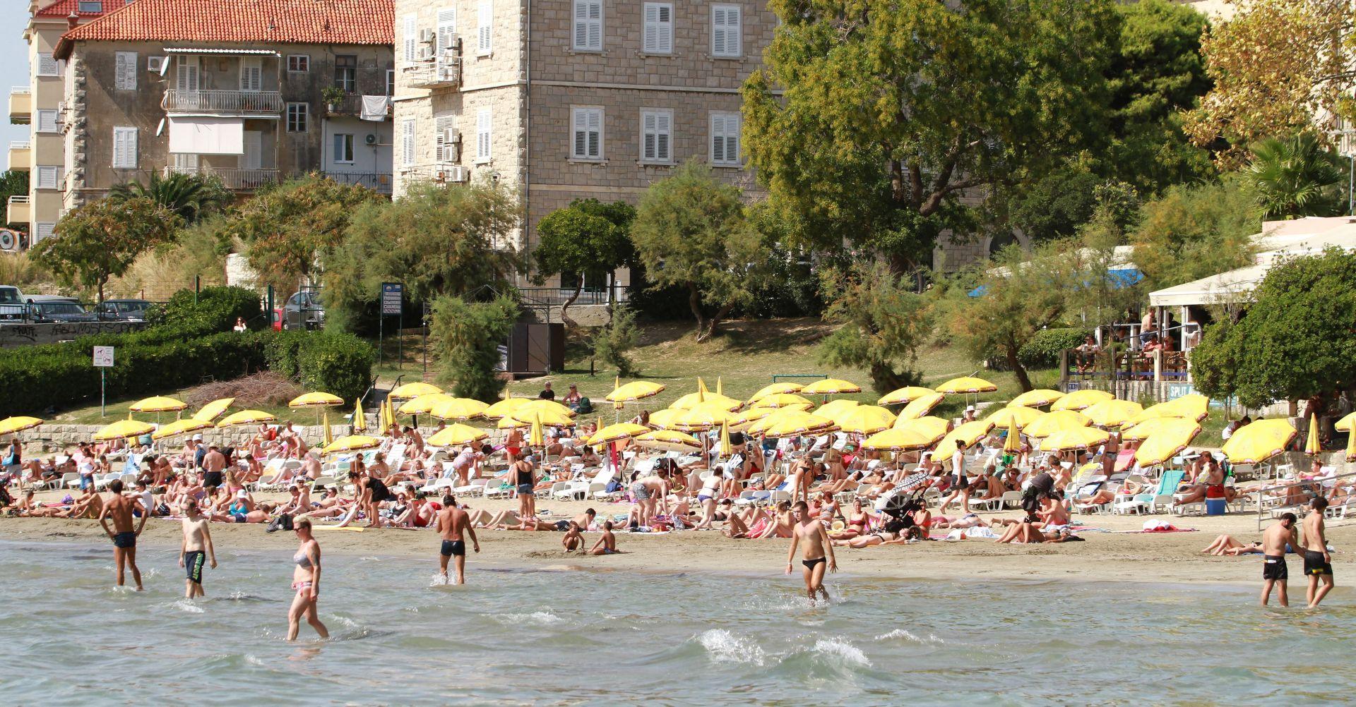 Gotovo 40 posto svih turističkih noćenja ostvareno u obiteljskom smještaju