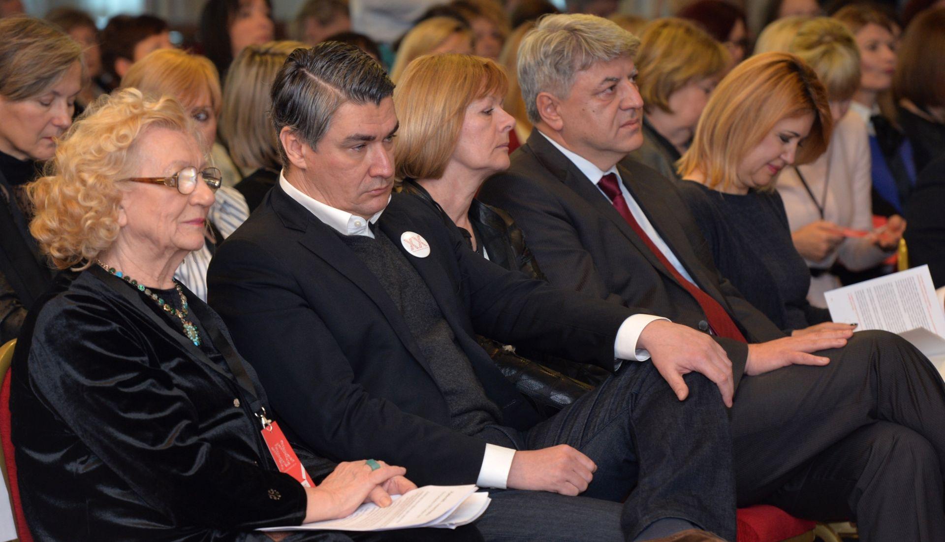 20. OBLJETNICA FORUMA ŽENA SDP-A Komadina: Moramo se zajedno boriti protiv ovakvog HDZ-a
