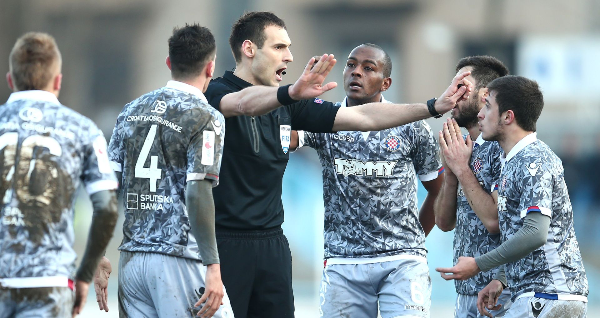 POSLAN I SLUŽBENI ZAHTJEV Hajduk za polufinale i finale Kupa traži inozemne suce