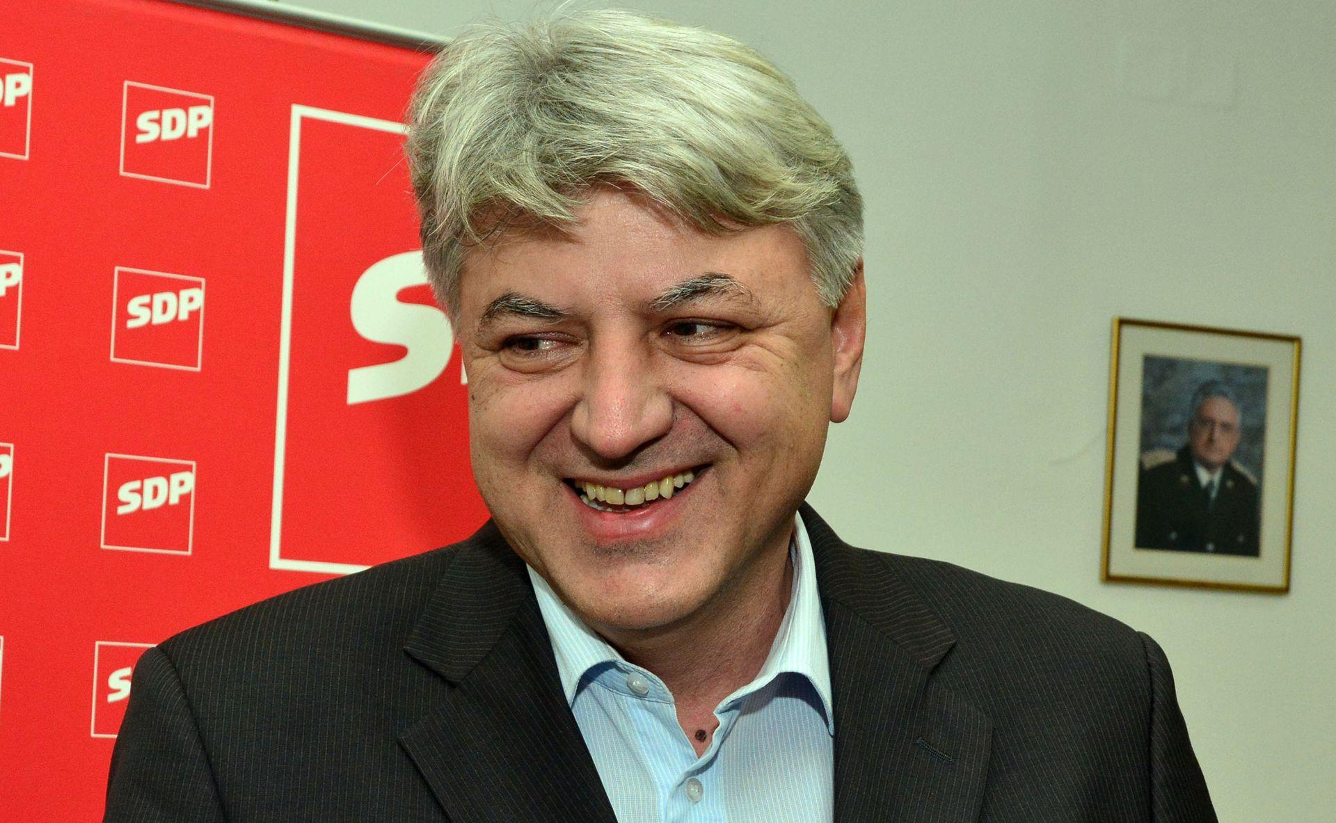 Komadina s riječkim SDP-ovcima: Za bolji i snažniji SDP koji okuplja