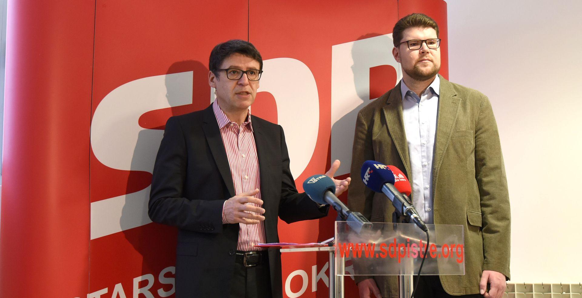 Jovanović i Grbin: Protiv autonomije i depolitizacije sporta je samo onaj koji ne želi trasnparentnost