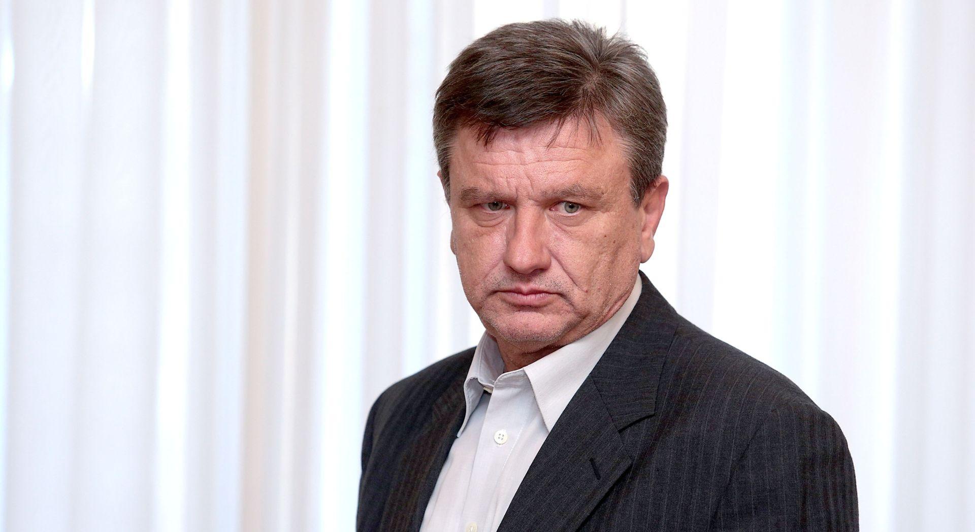 MIP odobrio kazneni postupak protiv Stjepana Pintarića (HDZ)