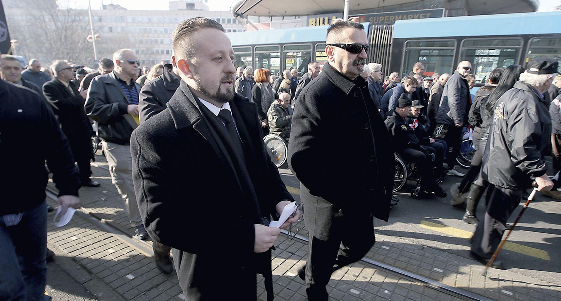 'HSP-om AS upravlja Ćorić, a Tepeša zovu Napoleon'