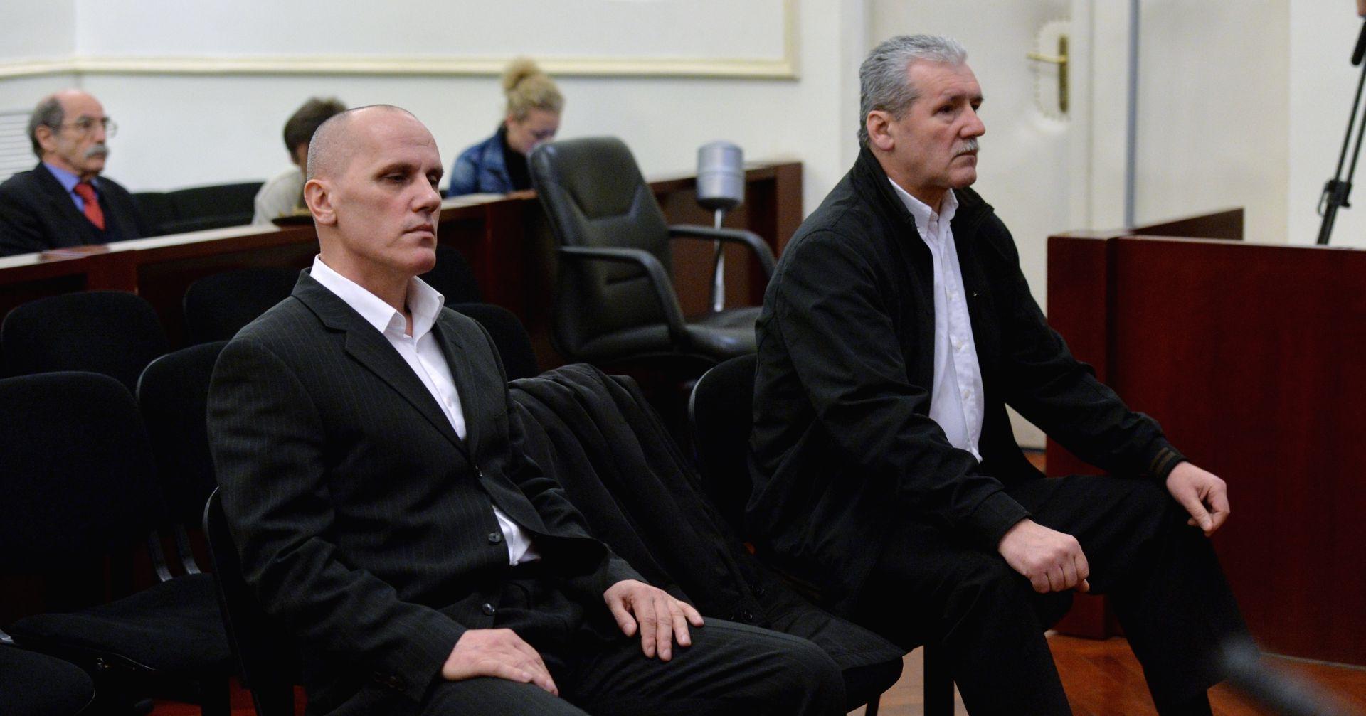 NEDOSTATAK DOKAZA Drljo i Krajina ponovno oslobođeni za zločin u Gruborima