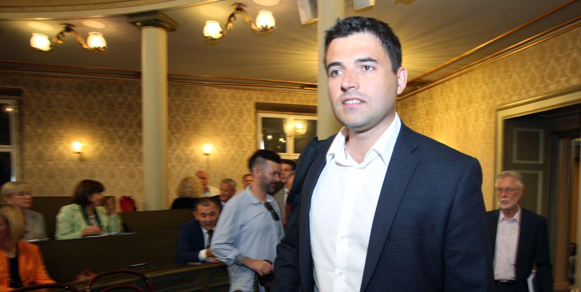 Bernardić: Blagonaklon nastup HDZ-a prema Bandiću jer su u koaliciji