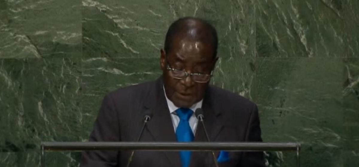 VIDEO: Robert Mugabe raskošno proslavio rođendan