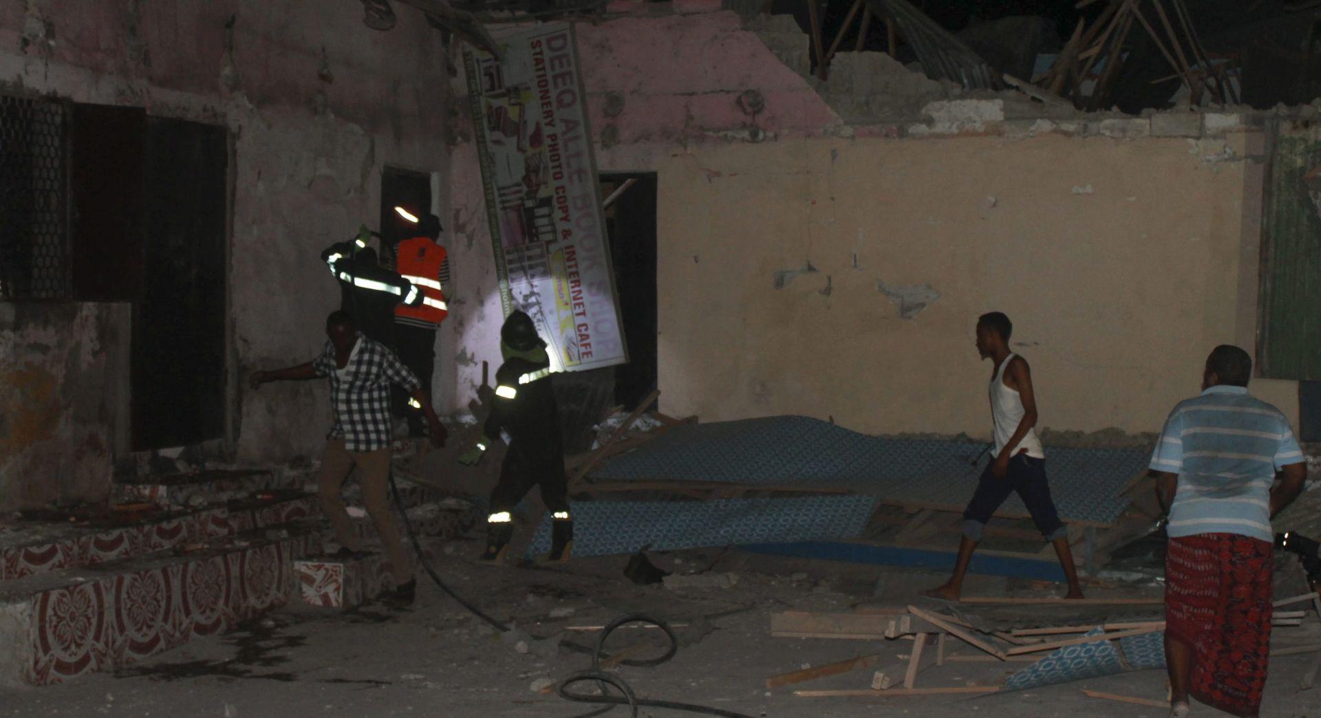 ODGOVORNOST PREUZELI POBUNJENICI: Najmanje 12 mrtvih u napadu al Shabaaba na hotel u Mogadišu-u