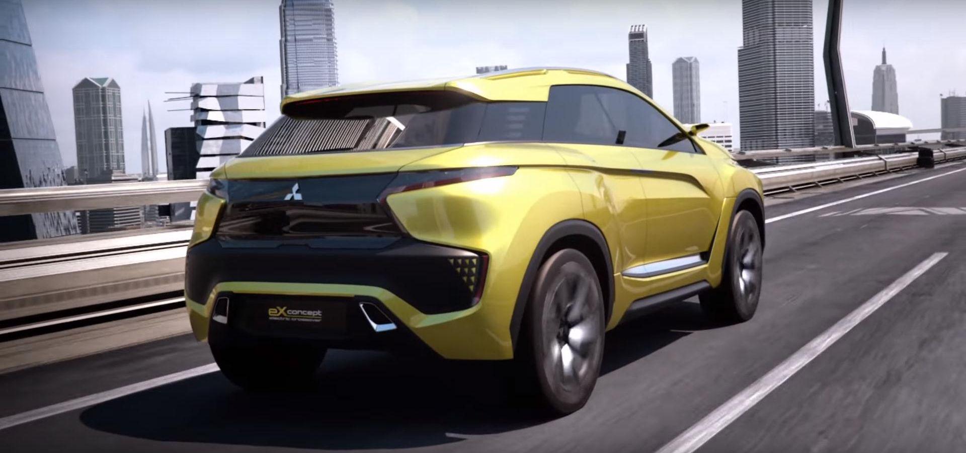VIDEO: GENEVA MOTOR SHOW 2016: Pustolovni duh Mitsubishi Motorsa