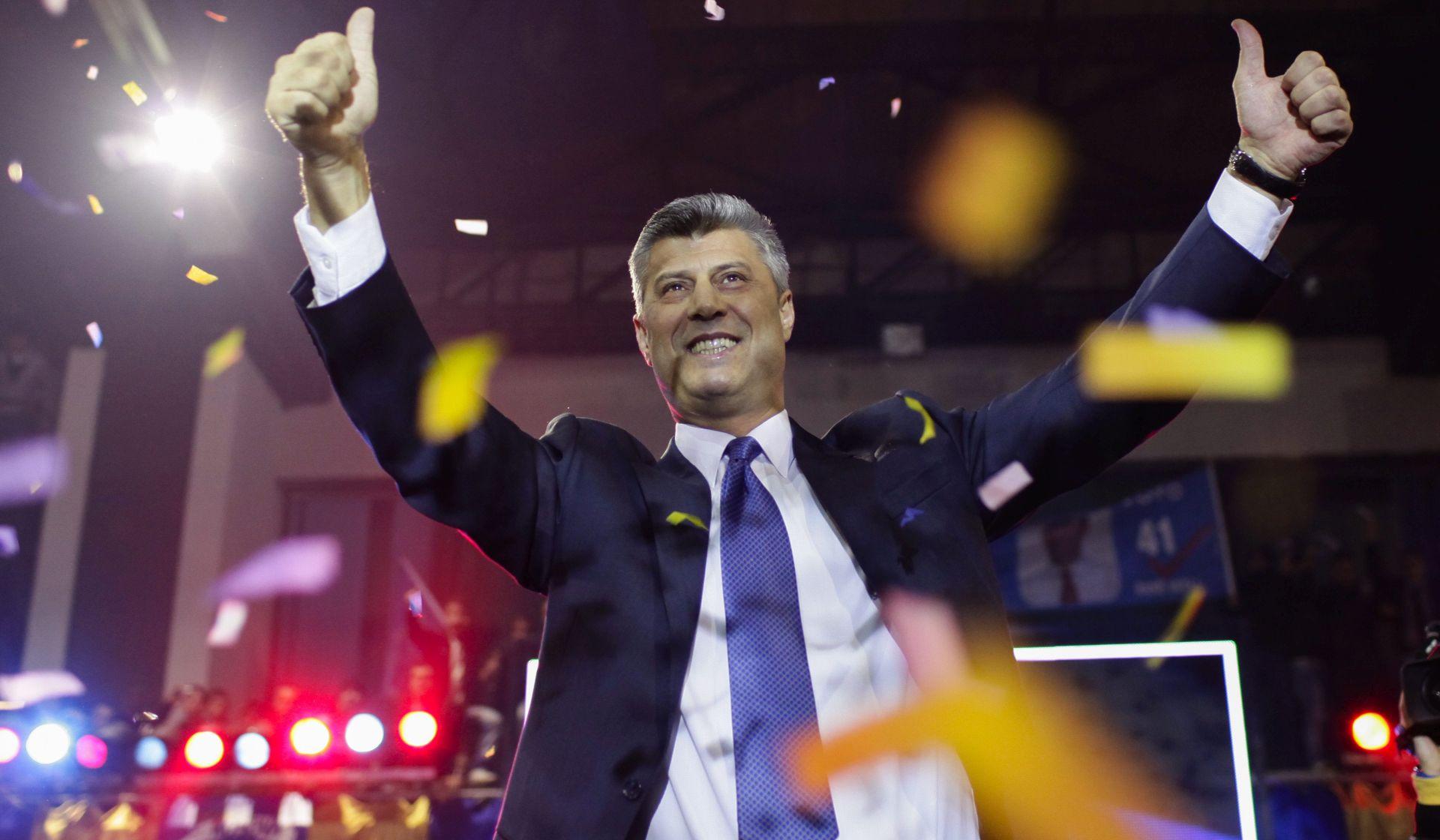 NAKON TRI KRUGA GLASOVANJA: Hashim Thaci izabran za predsjednika Kosova