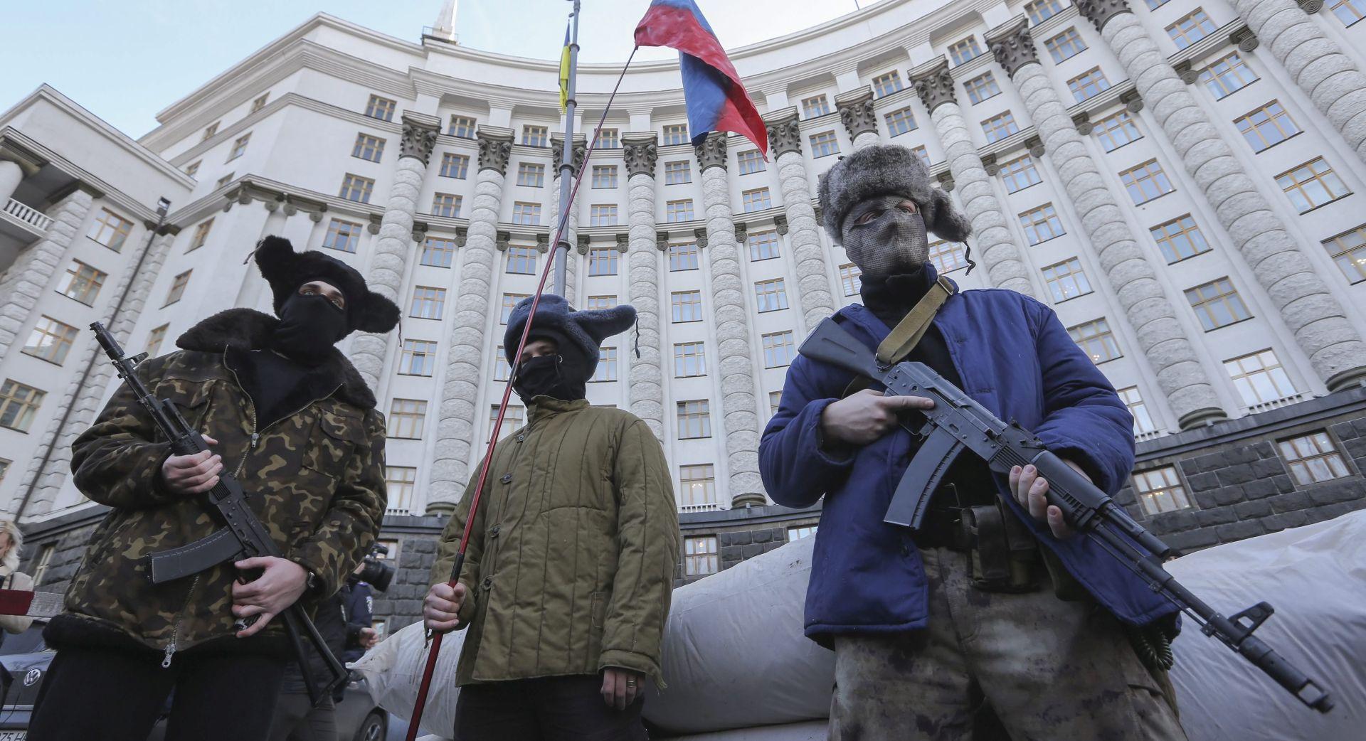 GOSPODARSKI RAT: Ukrajina zabranila prolaz ruskih tegljača preko svog teritorija