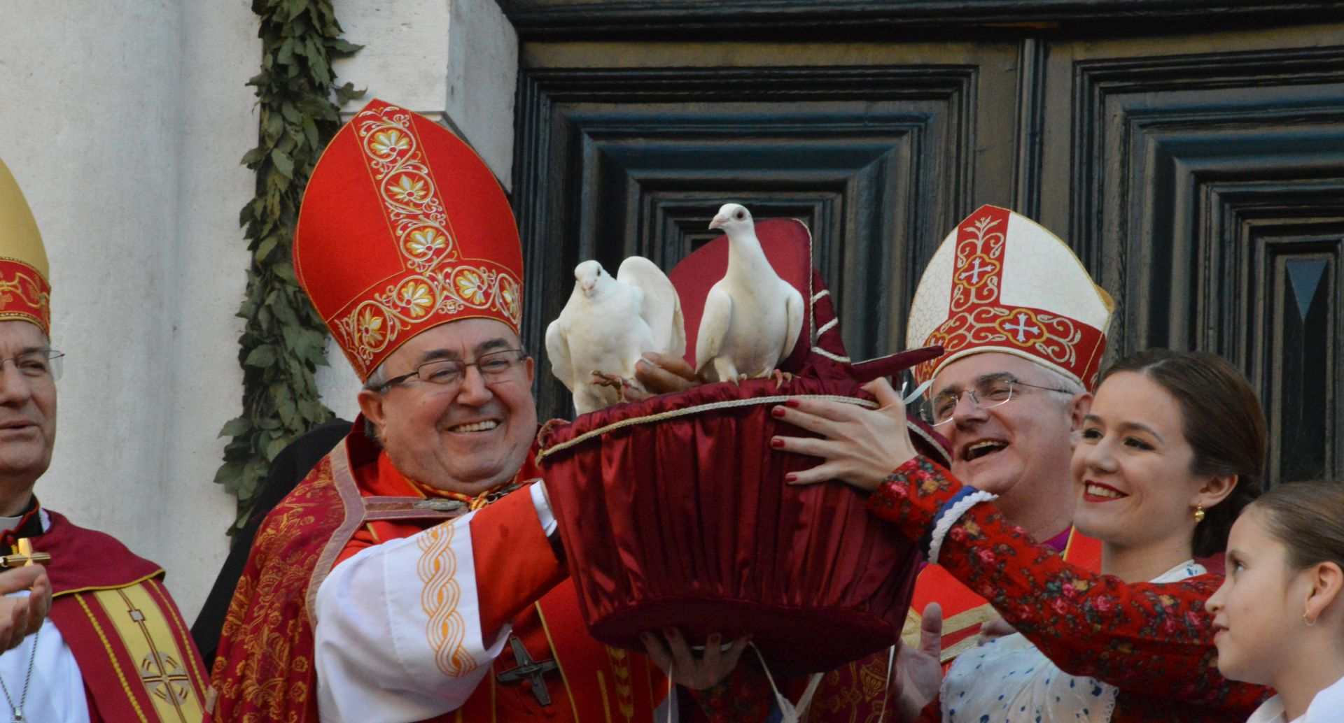 DUBROVNIK: Otvorena 1044. festa sv. Vlaha