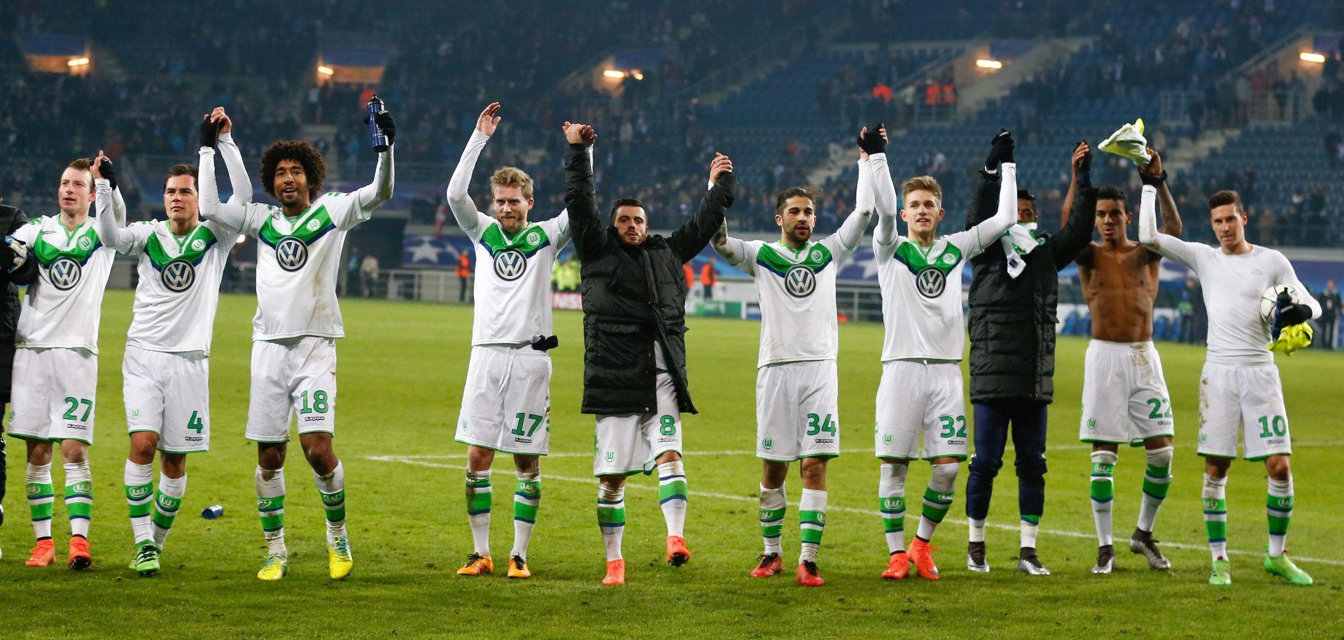 LIGA PRVAKA: Pobjede Reala i Wolfsburga
