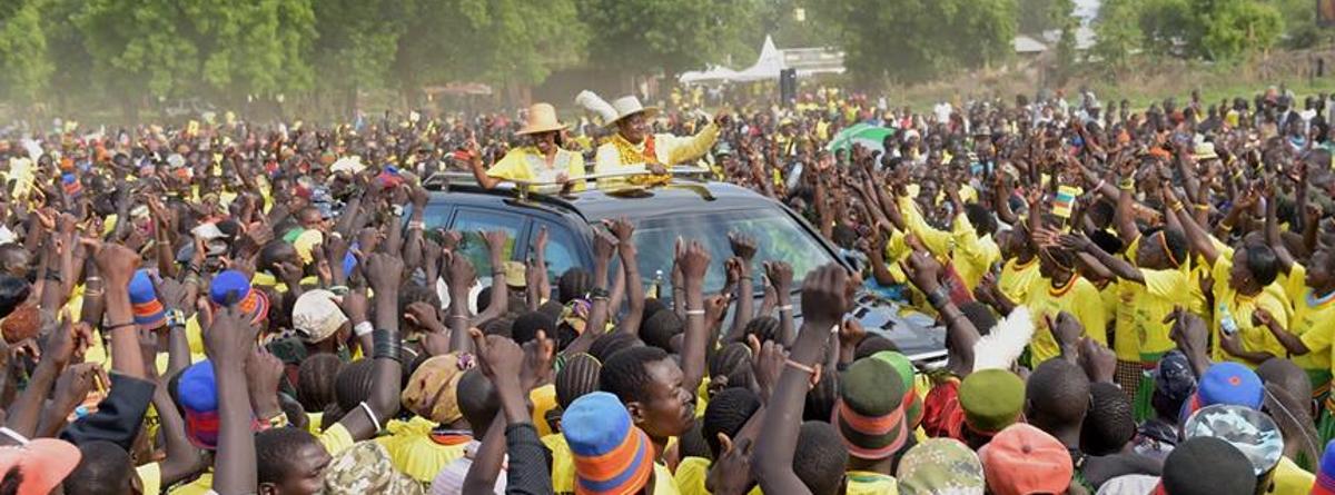 VIDEO: Joveri Kaguta Museveni osvojio peti predsjednički mandat
