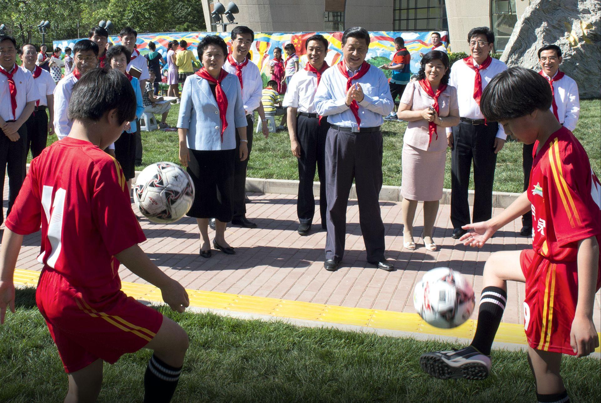 Predsjednik naredio: Kina mora postati nogometna sila
