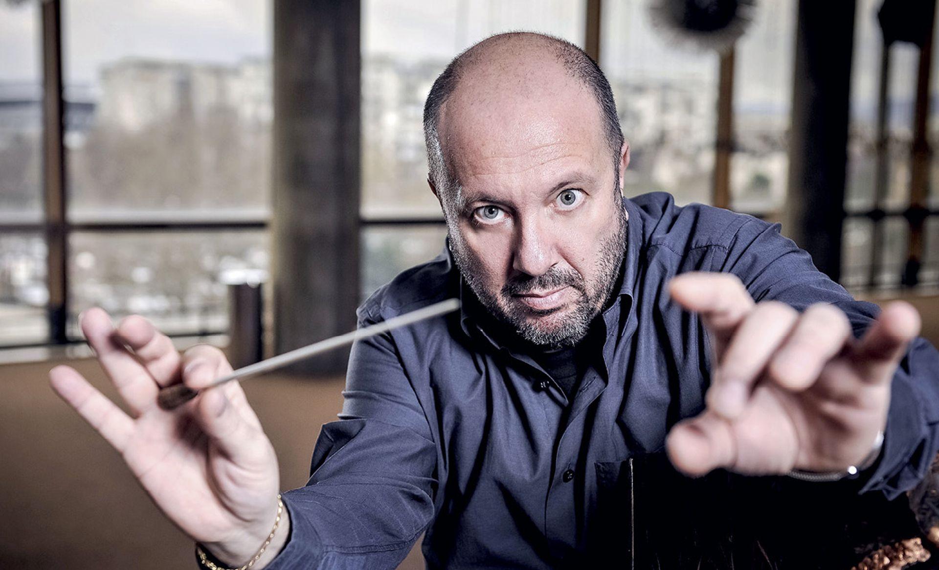 ENRICO DINDO 'Simfonijski orkestar HRT-a bit će savršen'