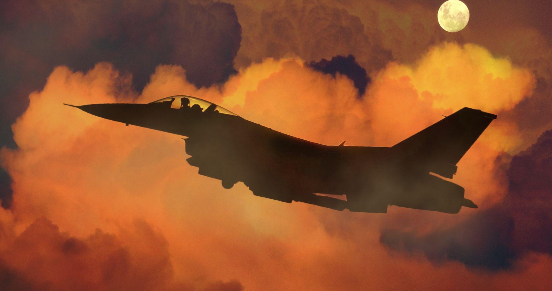 Vojni zrakoplov Su-25 srušio se u južnoj Rusiji, poginuo pilot