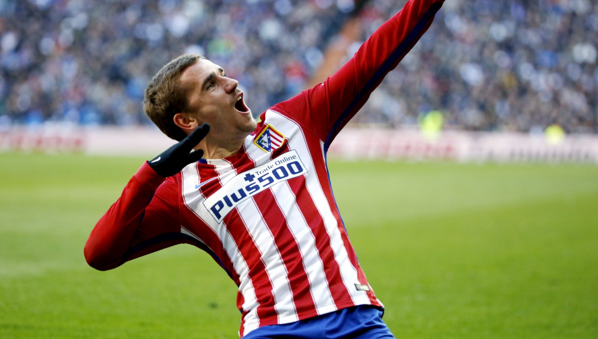 Griezmann s Atleticom produžio do 2023.