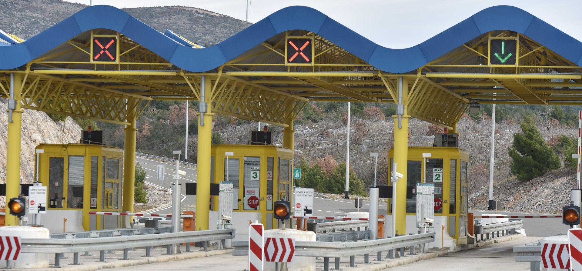 HAC: Za vrijeme blagdana na dionicama autocesta neće biti radova