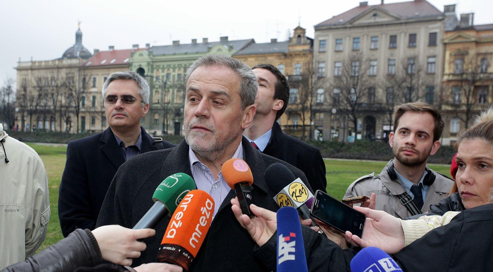 Bandić najavio početak izgradnje žičare za polovicu listopada