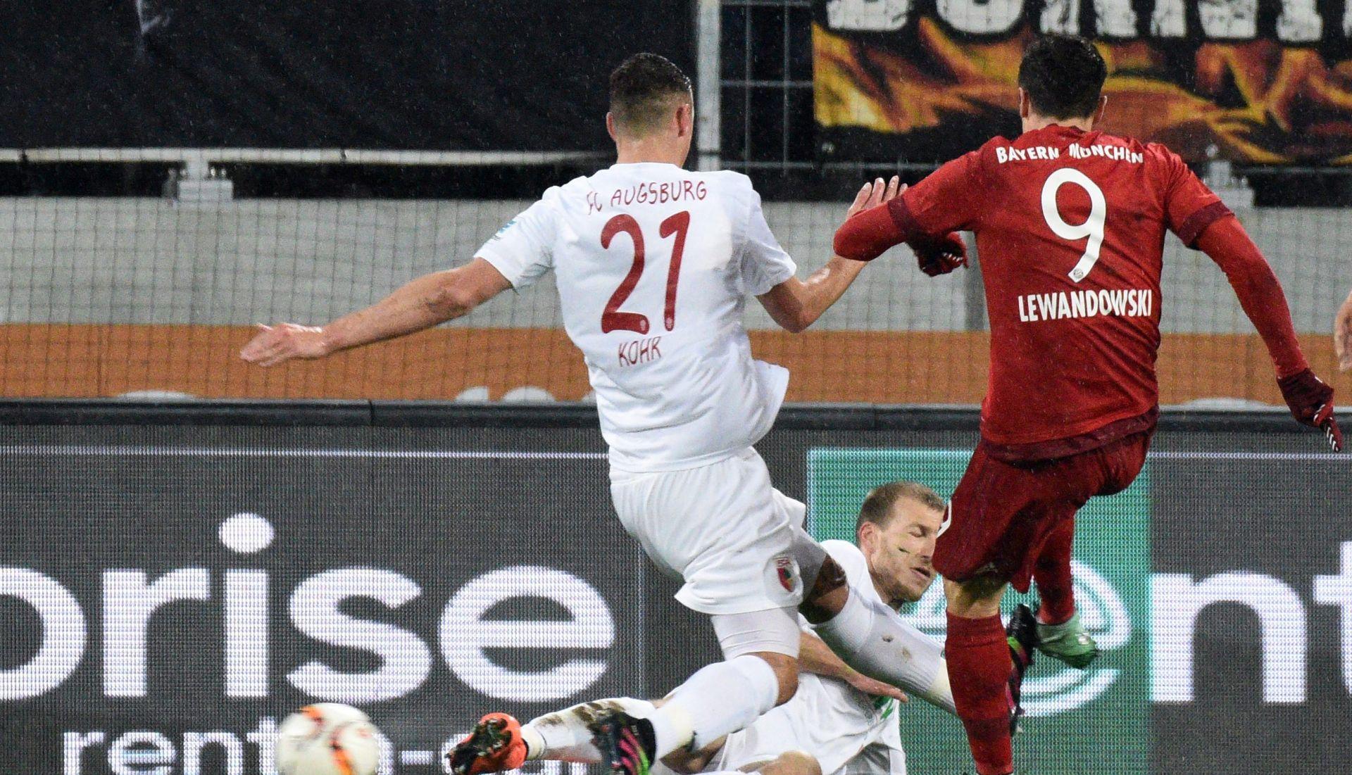 Bayern – Augsburg 3-1: Osam bodova više od drugoplasirane Borussije Dortmund