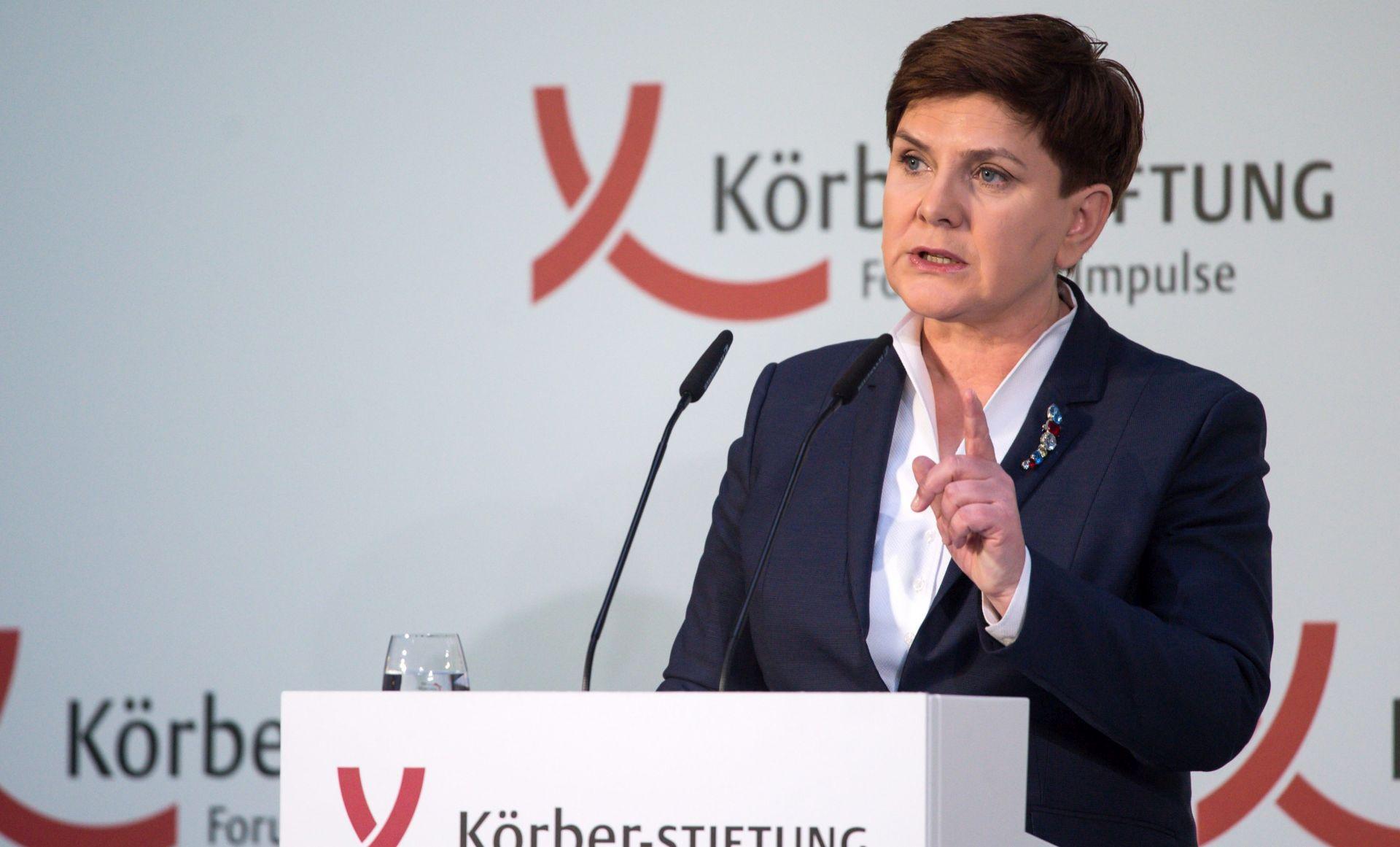 Poljska: Sjeverni tok 2 protivan sankcijama EU-a Rusiji