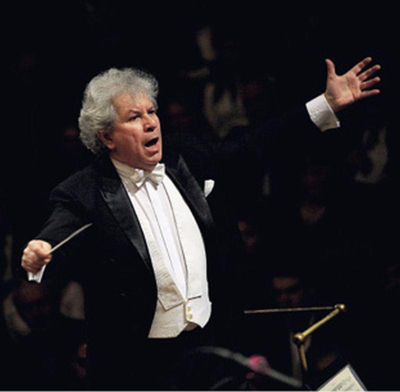 Češka filharmonija i Jiří Bělohlávek u Lisinskom