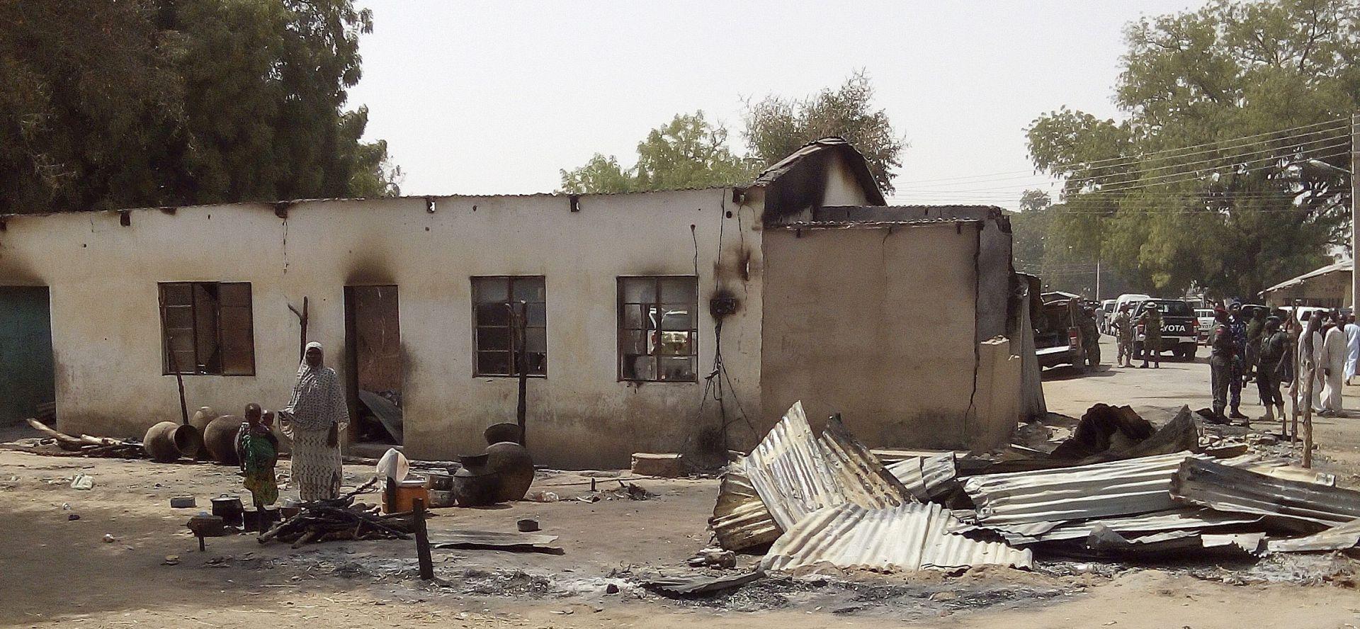 UBIJENO NAJMANJE 25 OSOBA: Nigerijska vojska greškom bombardirala logor