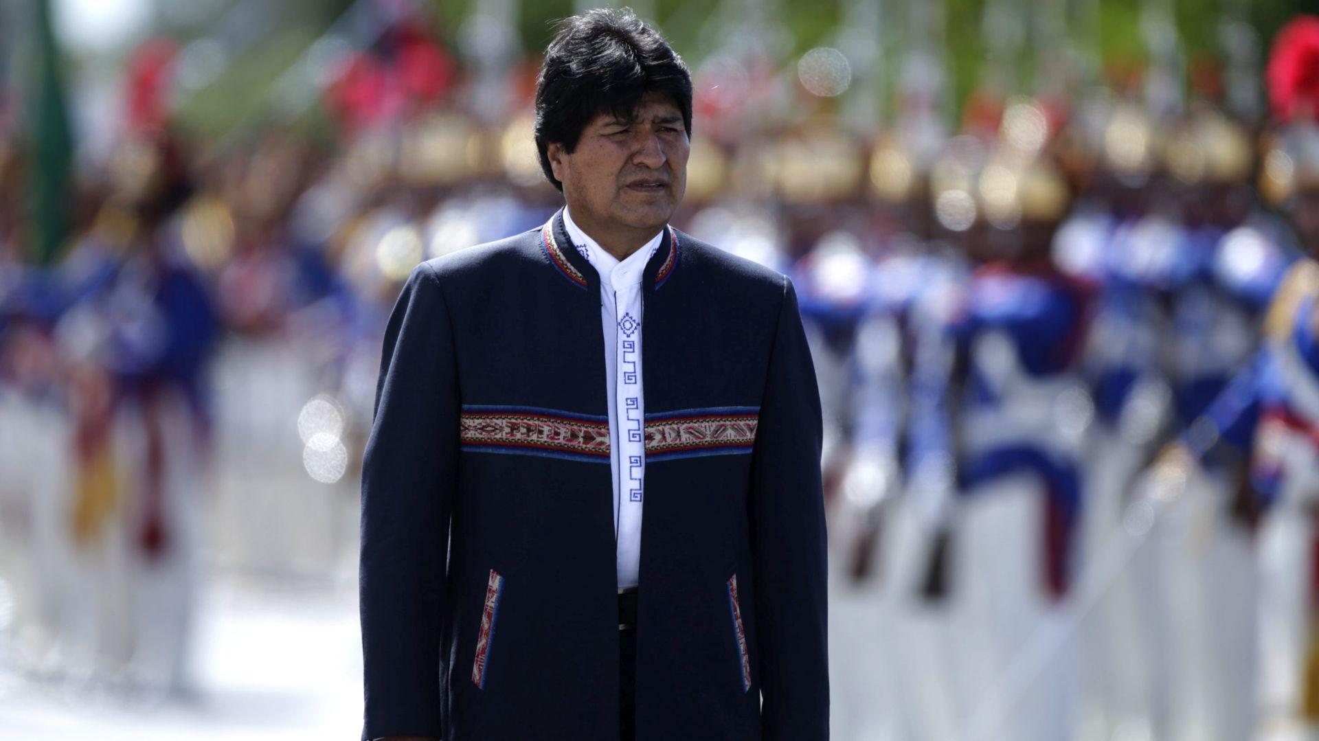 """NOVA VOJNA AKADEMIJA: Bolivija otvorila """"protuimperijalističku školu"""""""