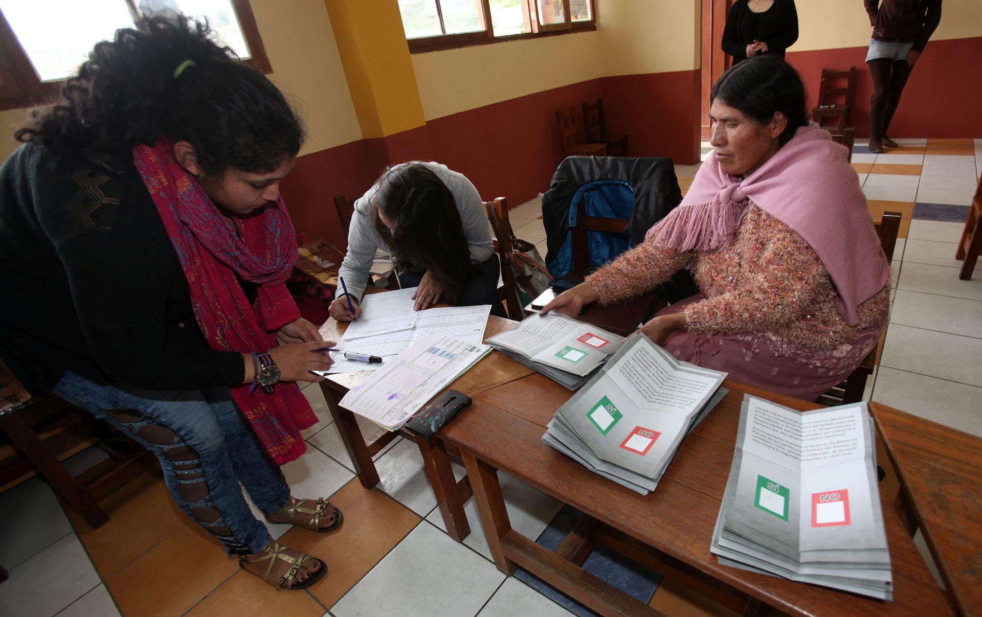 NEUSPJEH NA REFERENDUMU: Morales priznao da je izgubio bitku za ponovni izbor za predsjednika Bolivije
