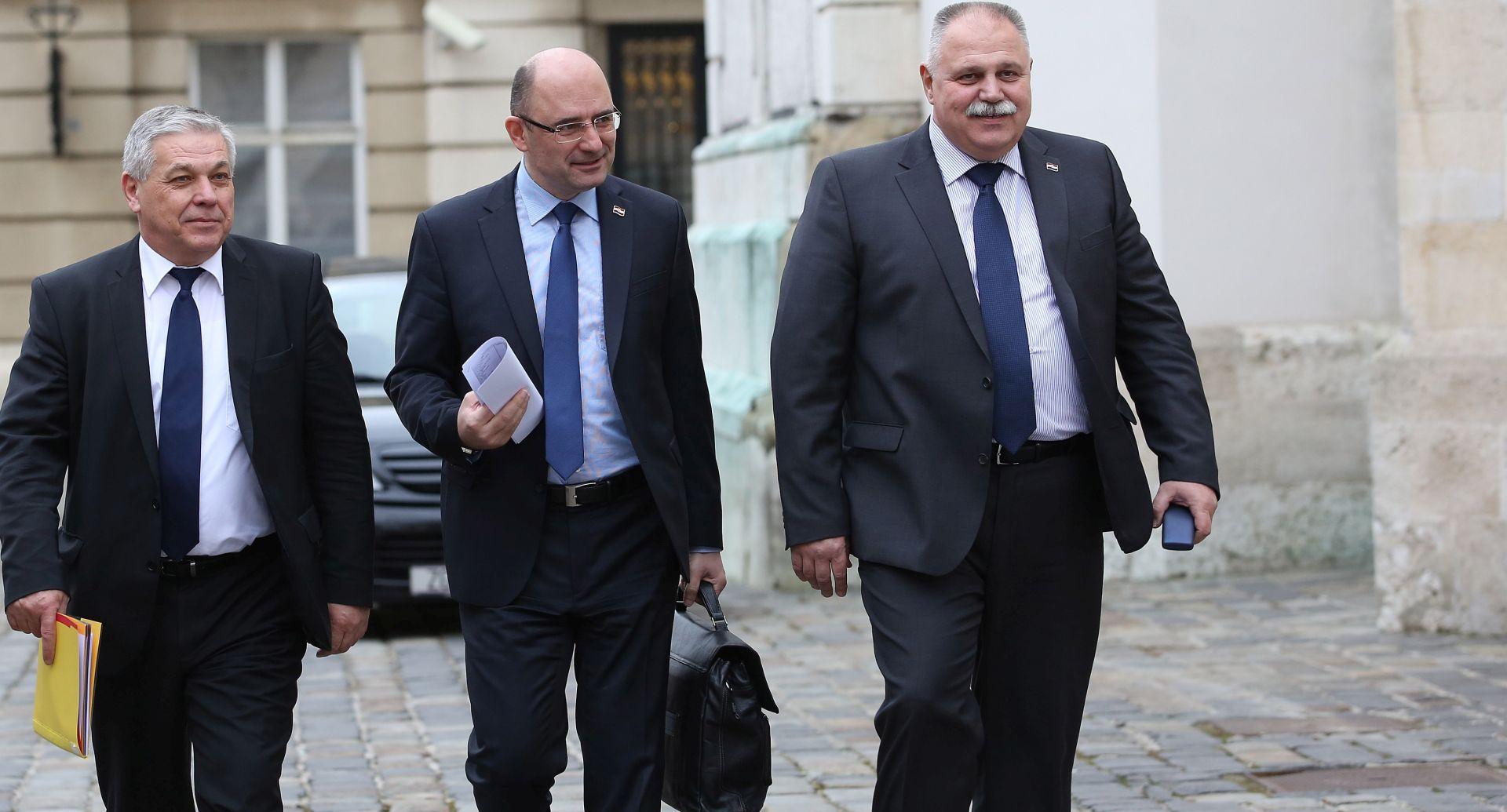 Vijeće za suradnju Domoljubne koalicije i MOST-a: O kandidatima za zamjenike i pomoćnike ministara