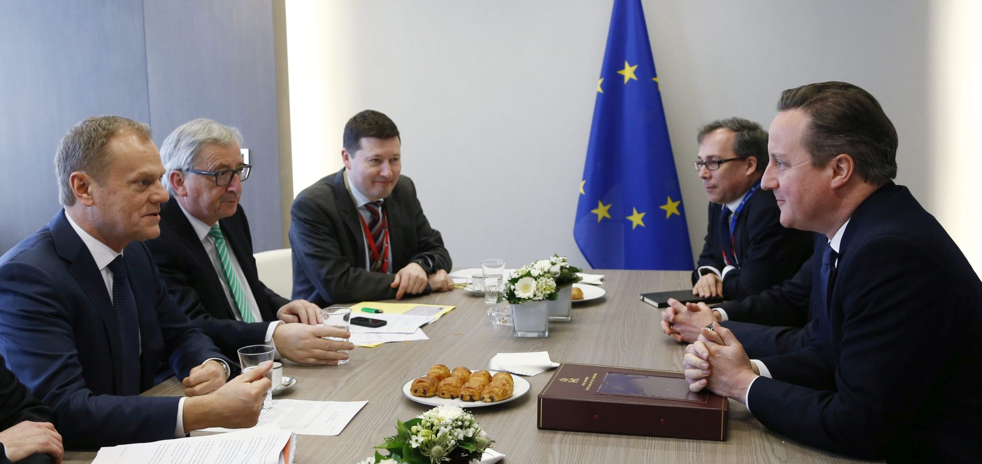 SUMMIT EU: Cameron zadovoljan dogovorom, ispunio sve svoje pregovaračke ciljeve