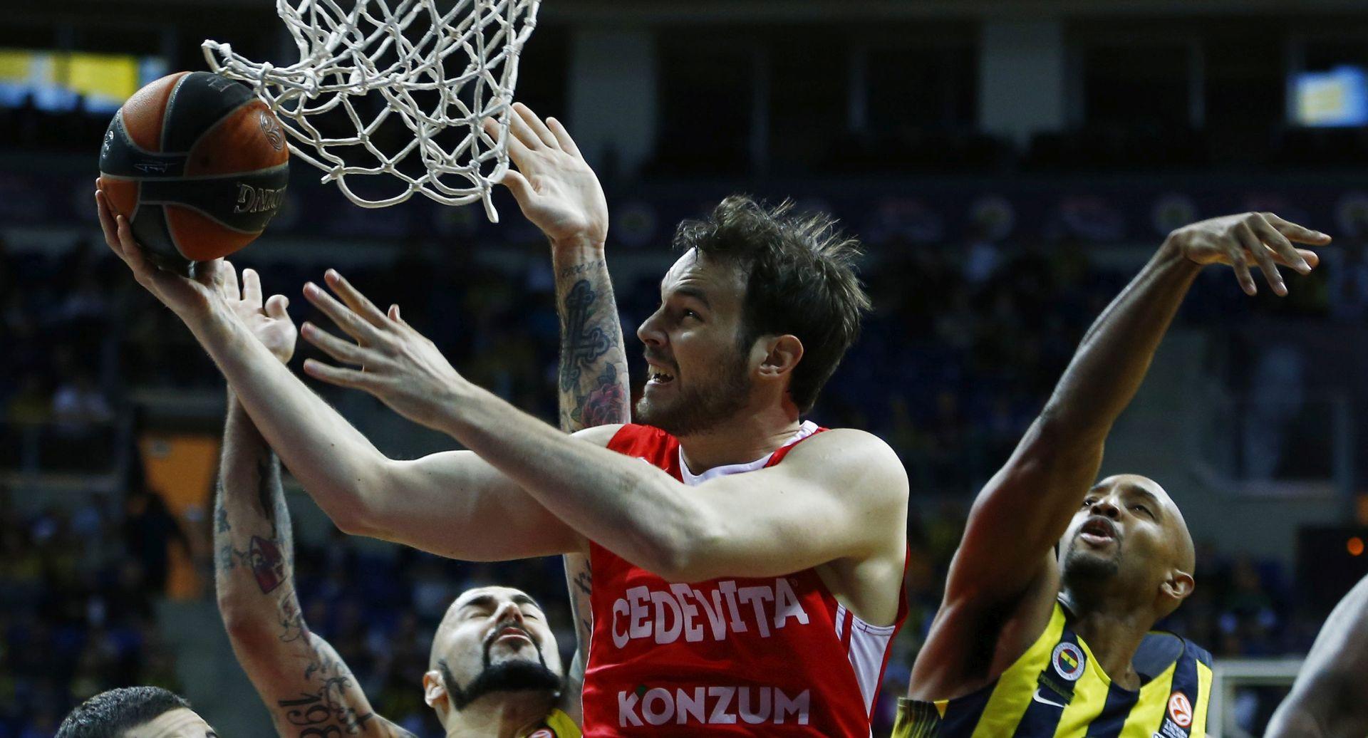 ZBOG OZLJEDE: Cedevita na Panathinaikos bez Luke Babića