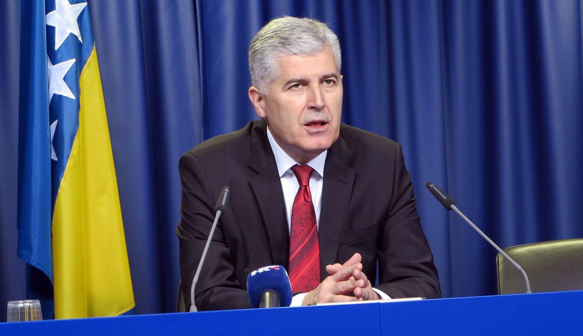 Čović: Važno očuvati koaliciju sa SDA i SBB radi provedbe reformi