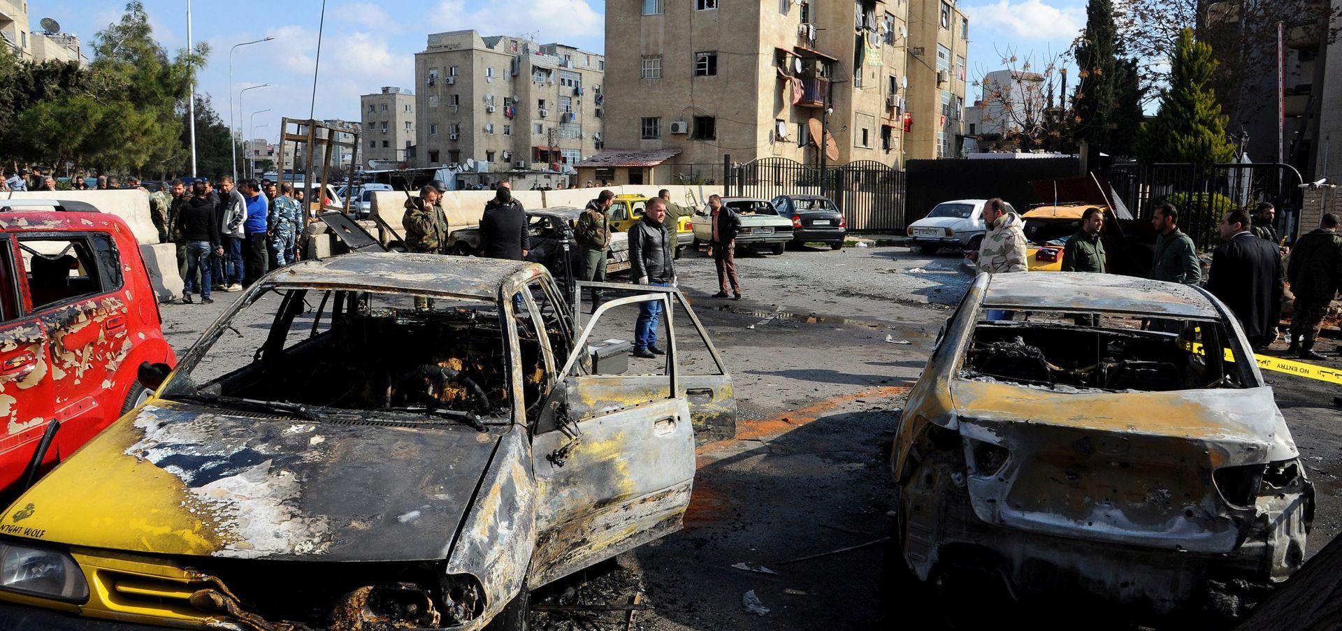 BORBA PROTIV TERORISTA: Rusija će nastaviti pomagati Damasku