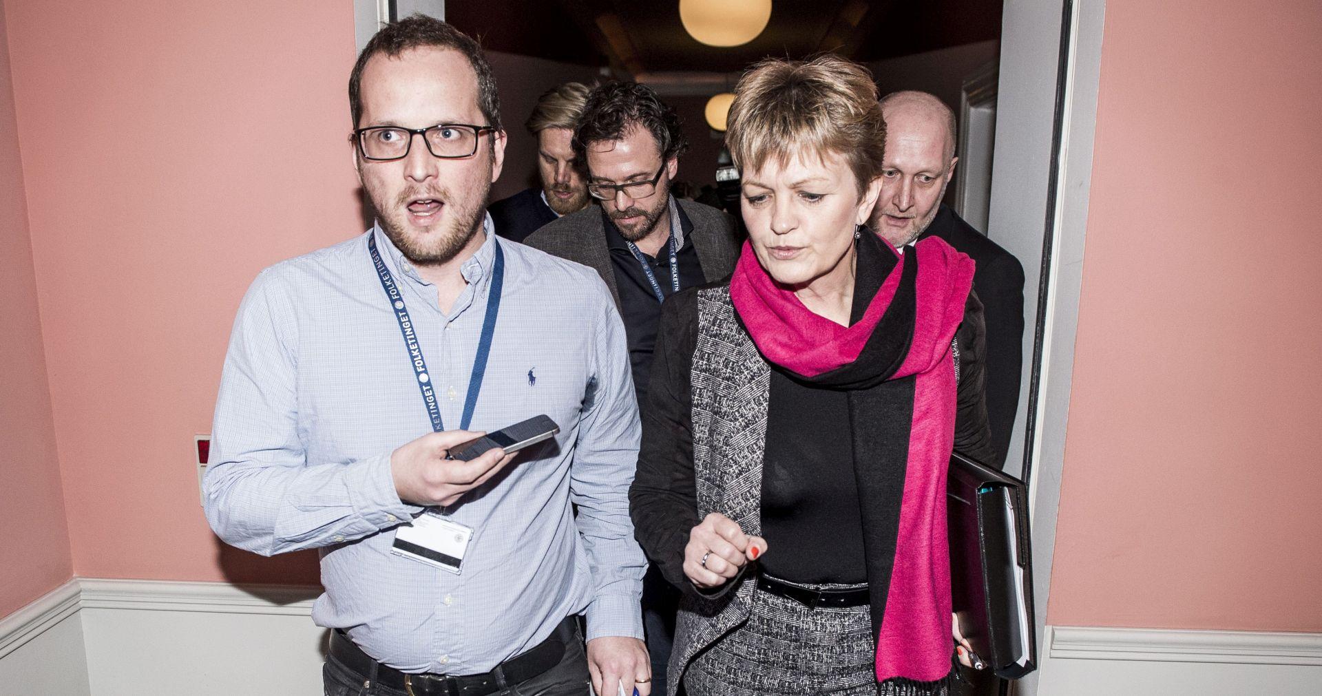 GUBITAK POTPORE U PARLAMENTU: Danska ministrica okoliša i hrane odstupila nakon kritika
