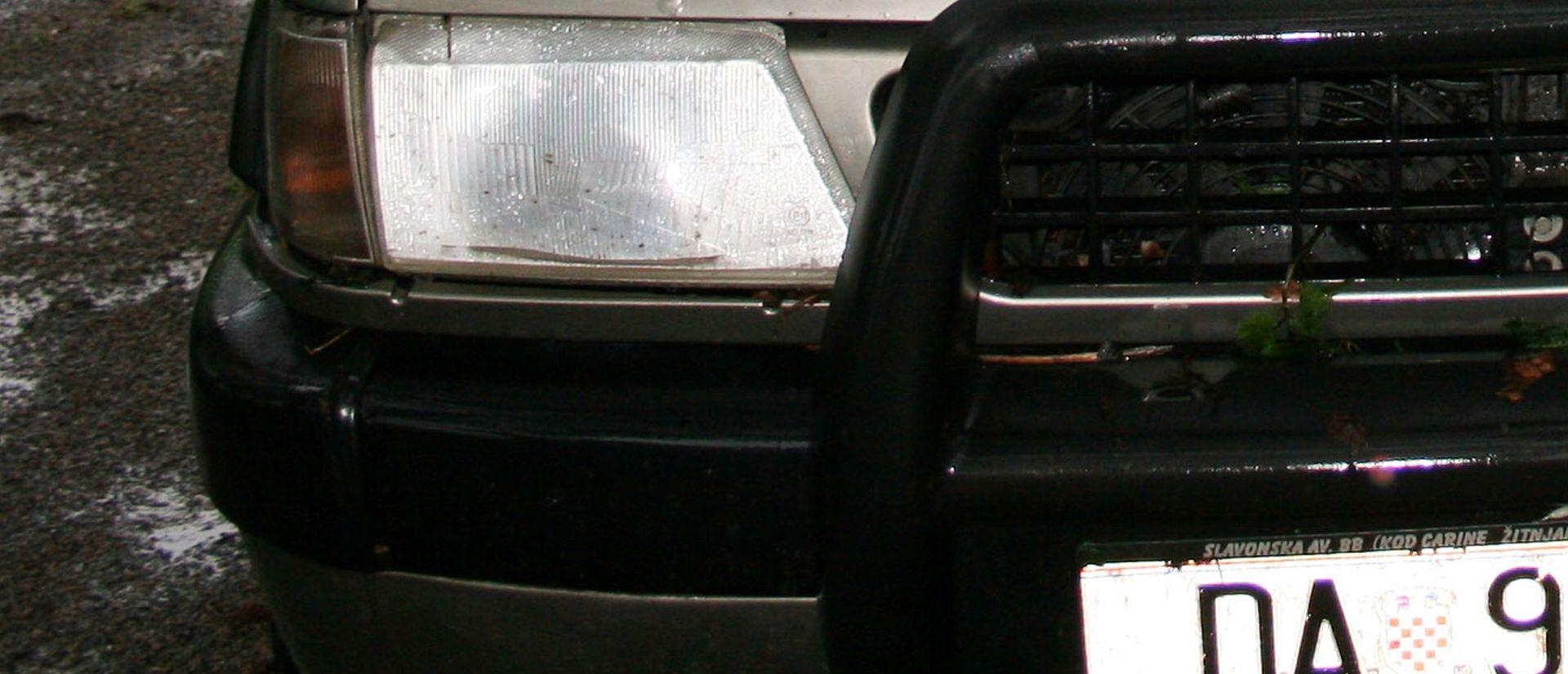 IZIGRAVANJE SUSTAVA: Raste broj vozila s daruvarskim tablicama