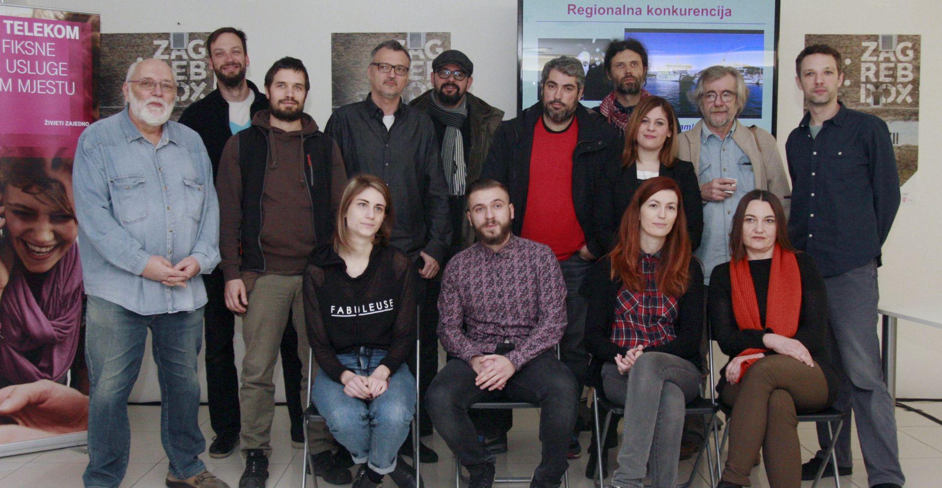 ZagrebDox: Šesnaest premijera hrvatskih dokumentaraca