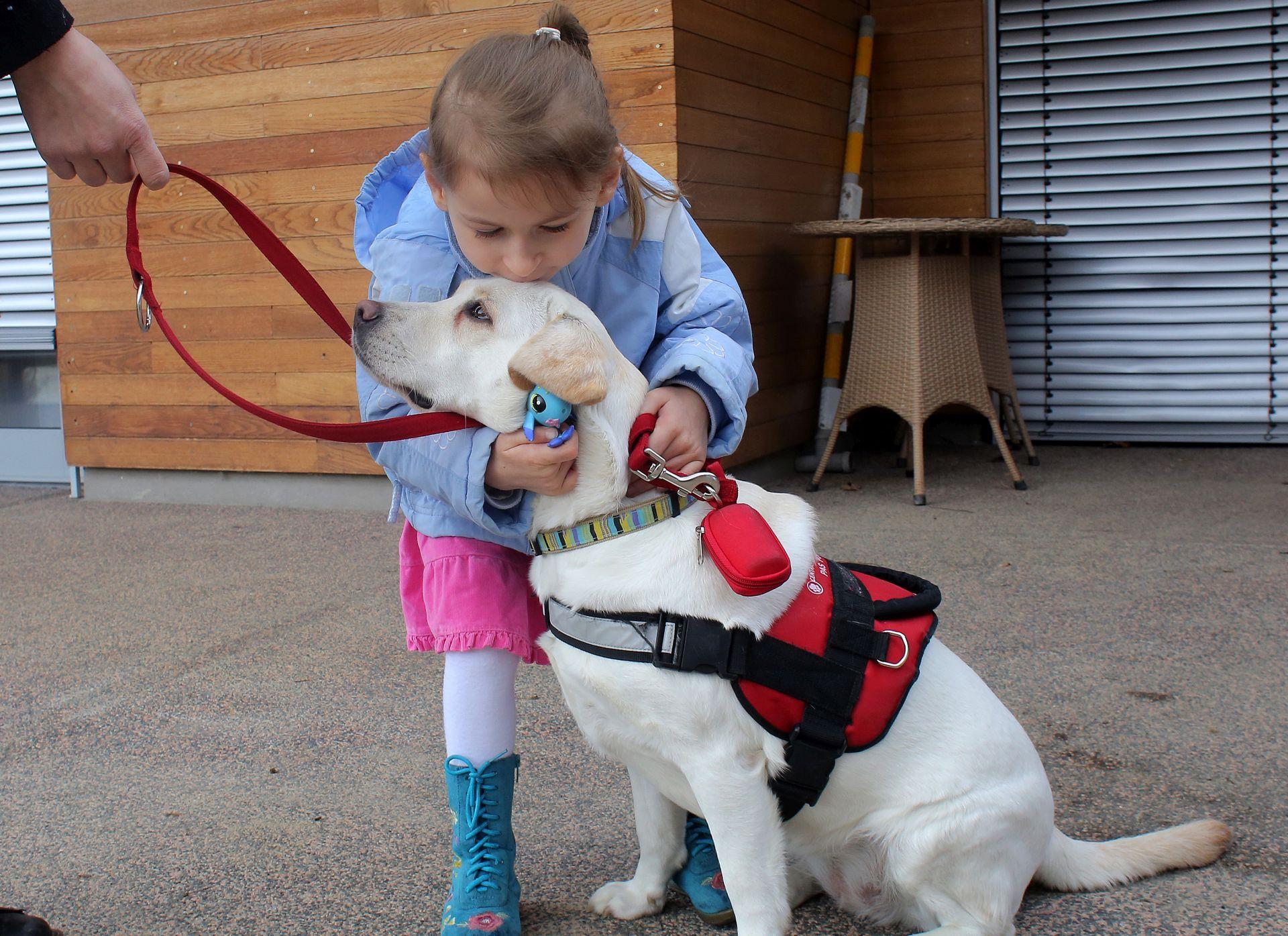 ZAPOČELI EDUKATIVNI PROGRAMI: Psi pomagači i za oboljele od epilepsije