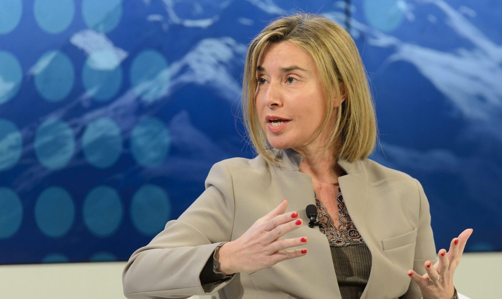 Mogherini: Nema Hladnog rata između Rusije i Zapada