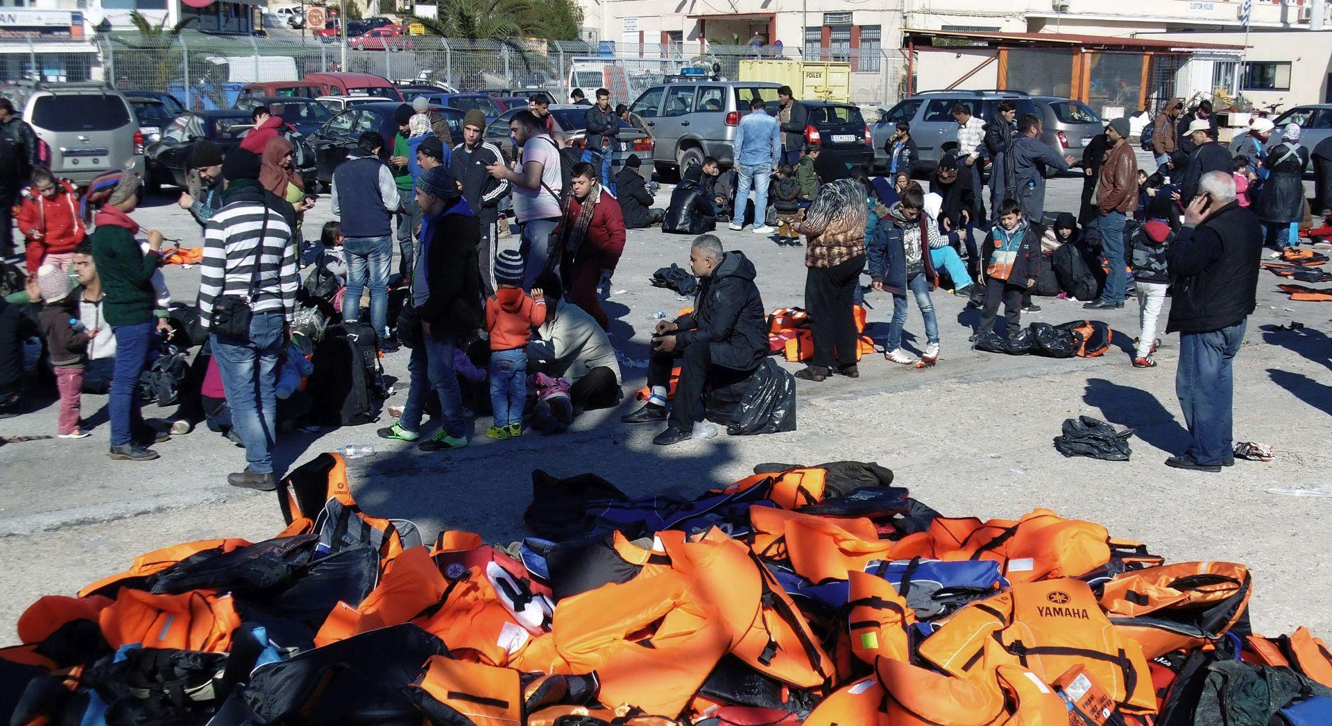 EUROPSKA KOMISIJA: Prve preporuke Grčkoj glede upravljanja migrantskom krizom