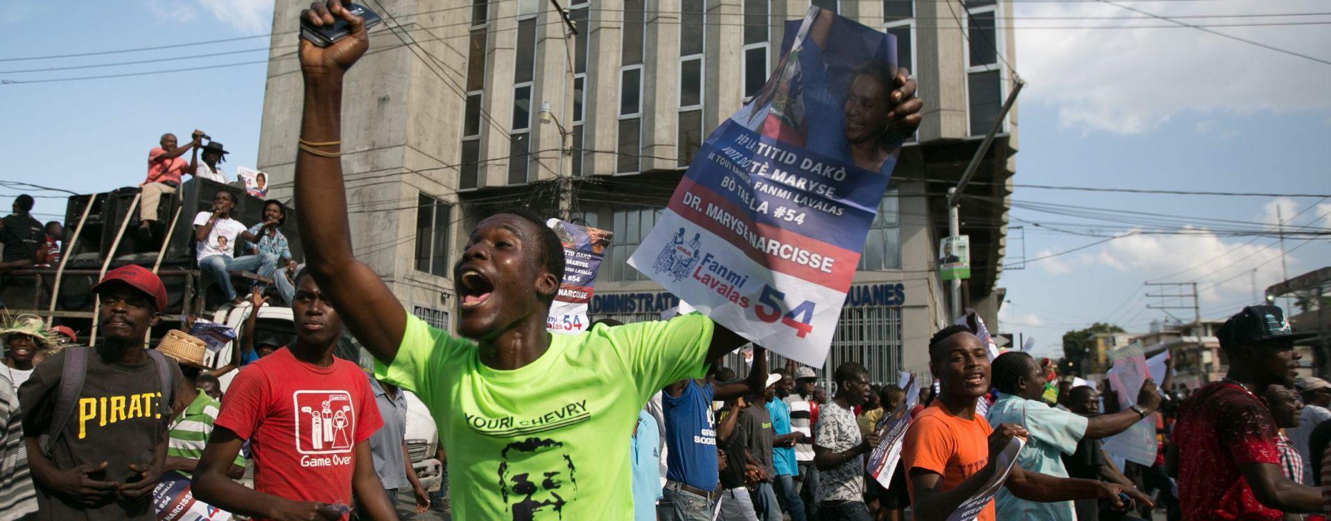 SVE GORE BEZVLAŠĆE: Haiti nema više predsjednika