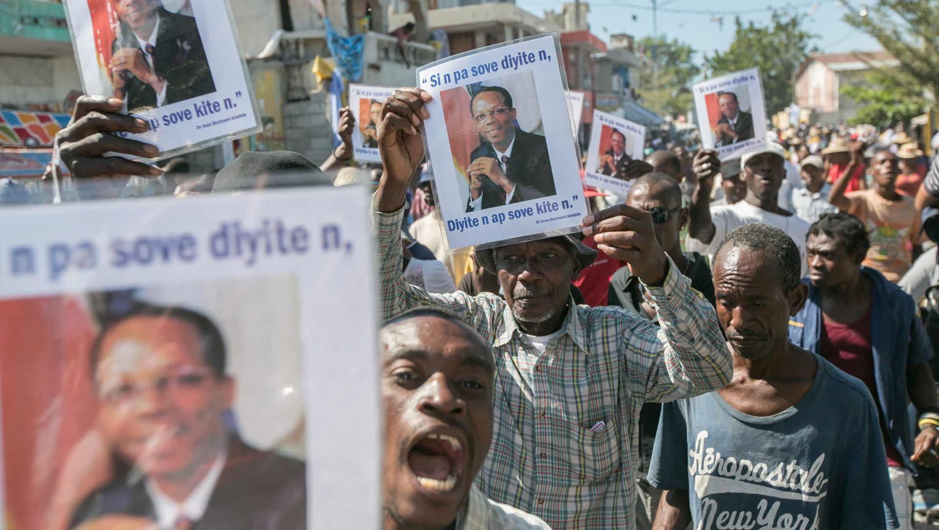 HAITI: Jocelerme Privert privremeni predsjednik