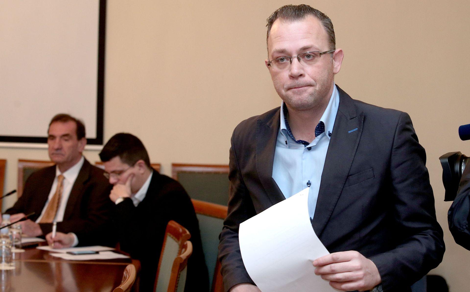Hasanbegović: Ovo je javni progon i ludilo, moja savjest je čista
