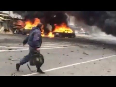 VIDEO: Eksplodirala autobomba u Rusiji, troje mrtvih, odgovornost preuzela Islamska država