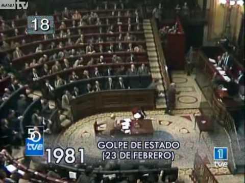 VIDEO: Španjolska: 35 godina od neuspjelog pokušaja državnog udara