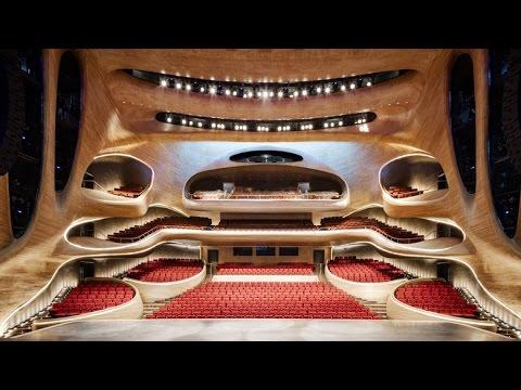 VIDEO: Kineska Operna kuća Harbin osvojila nagradu Best Cultural Architecture 2015