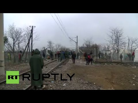 UŽIVO: Pratite situaciju na makedonsko-grčkoj granici
